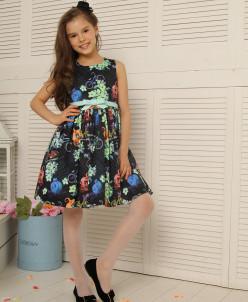 """Платье """"Алиса"""" c подкладкой"""