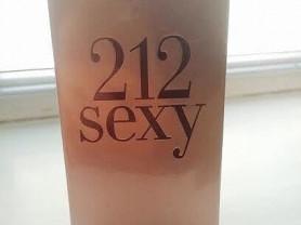 Carolina Herrera 212 sexy оригинал