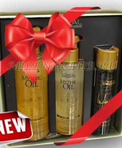 Набор Mythic Oil Souffle D'Or Питание и блеск волос