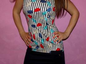 Новые модные платья из хлопка (размер 46) - Турция
