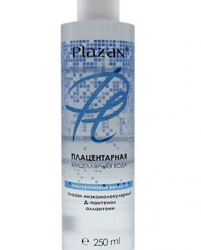 Мицеллярная плацентарная вода Плазан