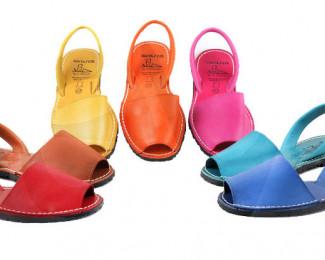Обувь из Испании