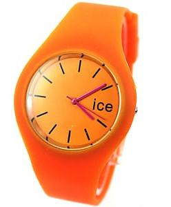 Часы на силиконовом ремешке