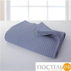 Полотенце пике,Dome,Harmomika,70*150,серо-голубой,230 гр,dme