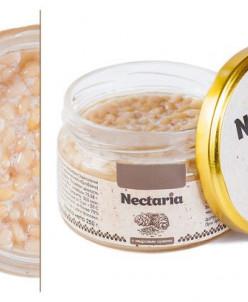 Взбитый мед Nectaria с кедровым орехом