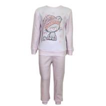 Пижама комбинированная с аппликацией (интерлок)
