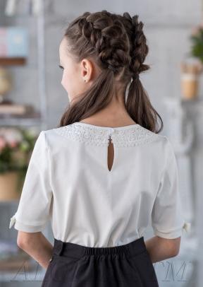 блузка трикотажная Б*лисса