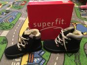 Новые ботинки superfit р.30 осень-зима