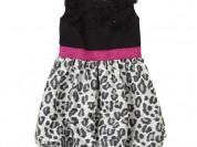 Модное платье Childrens place на 7-8 лет