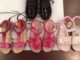 Обувь новая для девочки р.31-32