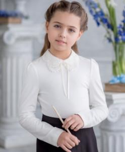 Трикотажная блузка  С*тиви младшая школа
