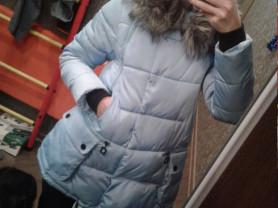 Куртка зимняя женская (можно для беременных)