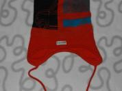 Шапка Kerry на завязках, ОГ 46-48 см