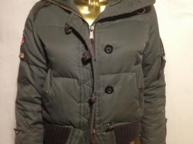 """Куртка с капюшоном на пуху """"Dsquared"""" б. у"""