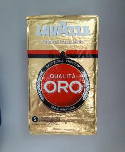 Кофе молотый LavAzza Qualita Oro 250 гр (Италия)