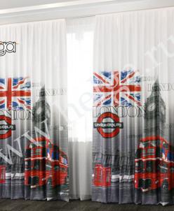 Шторы Лондон v2 Арт.3996