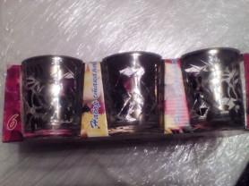 Новый набор стаканов 6 штук, в упаковке