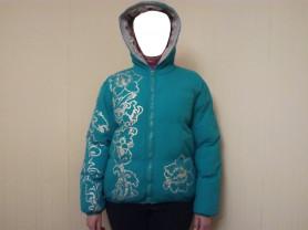 """Куртка женская, зимняя компании """"Wimex"""""""