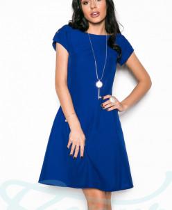Лаконичное женственное платье