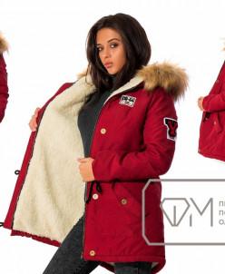 Парка пальто куртка Фабрика Моды (3 цвета)