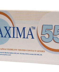 Контактные линзы Maxima 55 UV (6 pack)