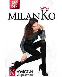 Женские колготки микрокоттон MilanKo