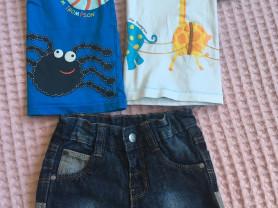 Одеждана мальчика 2-3 года