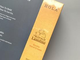 Нежный крем для  рук с ланолином,  HOLA, Австралия