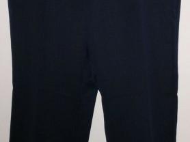 Брюки мужские синие плотные новые - р.54-56