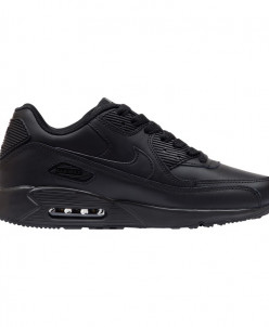 Кроссовки Nike Air Max 90 Leather Black