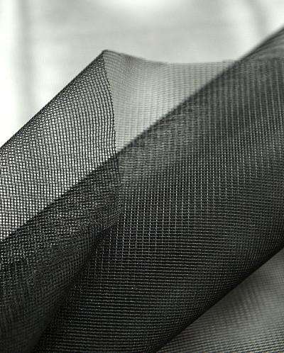 Сетка для театральных костюмов, цвет черный