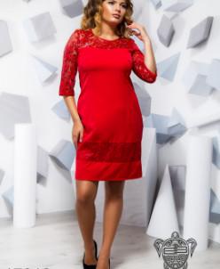 Облегающее платье - 17213