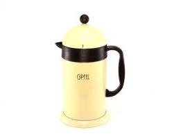 5387 GIPFEL Кофейник-термос 15,5х13,5х27,5 см 1 л с двойными