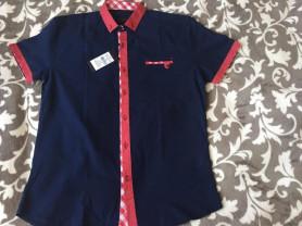 Мужская рубашка фирмы MCR Турция