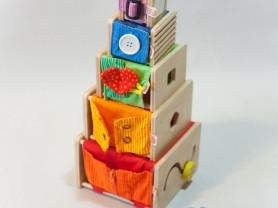 Набор развивающих коробочек I'm Toy 5 ящиков