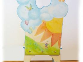 Детский стол т стульчик для рисования и развития