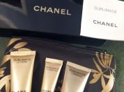 Chanel sublimage набор шанель сублимаж