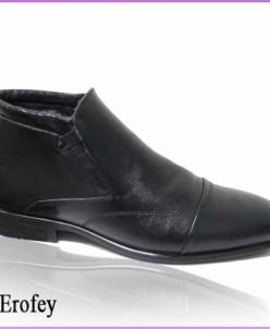 Зимние классические ботинки для мужчин