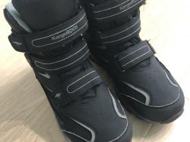 Ботинки зимние мембранные kangaroos р 39