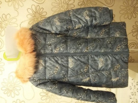 Пальто демисезон Pelican р.9 (134 см)