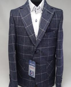Стильный льняной пиджак для мальчика UNIK KIDS