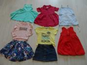 Фирм.платья юбки свитшоты лонги сарафаны 3-6 л