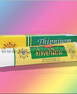 Тайская травяная зубная паста  Thipniyom  40 грамм