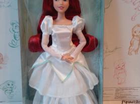 Новинка от Disney. Ариэль в свадебном платье
