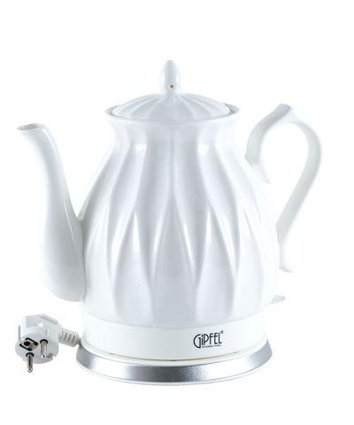 1175 GIPFEL Чайник электрический ENRICA 1,8л. Материал: кера