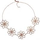 """Ожерелье """"Ажурные цветы"""" от Boucheron"""