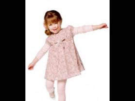 Одежда на девочку датского бренда pomp de lux