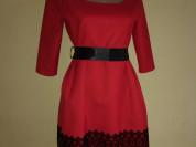 Красное платье Just women р. 38