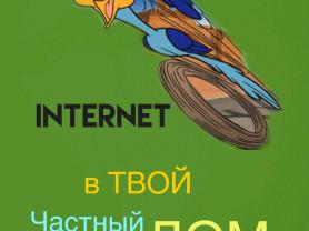 высокоскоростной интернет в частный дом
