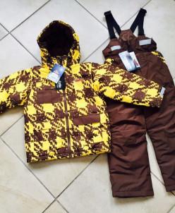 Мембранный комплект еврозима Valianly цвет Yellow Brown